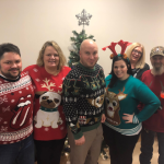 Local 2020 Ugly Christmas Sweater's 2018
