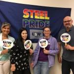 Local 2020 Steel Pride