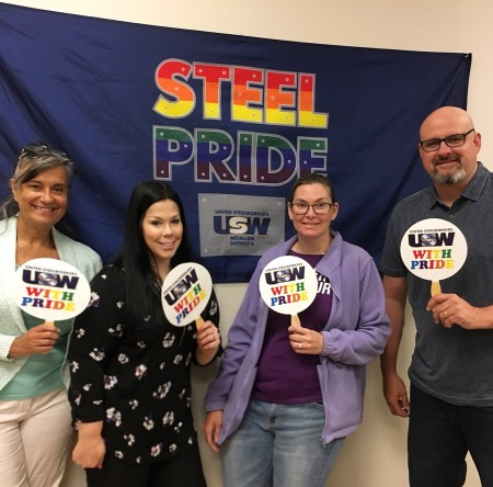 Local 2020 Steel Pride