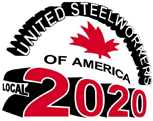 old uswa Local 2020 Logo 2000-2005